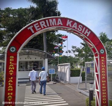 Good Bye Gate