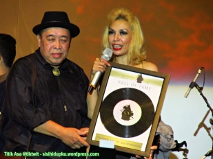 Syaharani dan Hall of Fame